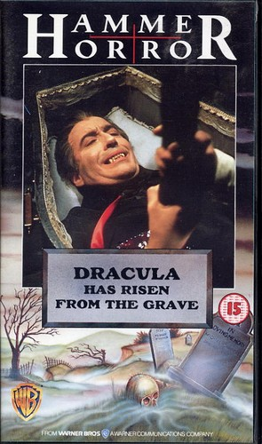 Dracula Has Risen from the Grave - Hammer Horror Video